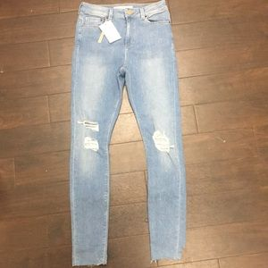 BRAND NEW ASOS High Waist Jeans